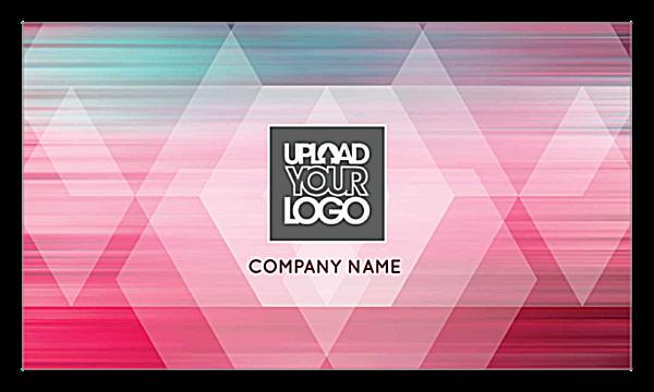 Color Flare front - Business Cards Maker