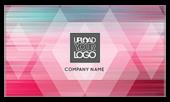 Color Flare - business-cards Maker