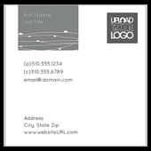 Vines Card - business-cards Maker