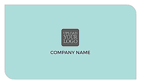 Logo Layout back - Business Cards Maker