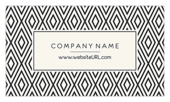Diamond Pattern - business-cards Maker