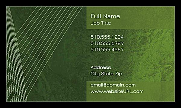 Marble back - Business Cards Maker