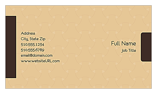 Business Cards-Individual-67 back - Business Cards Maker
