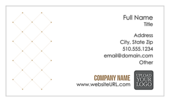 Connected Dots - business-cards Maker