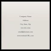Hydrangea Elegance - business-cards Maker