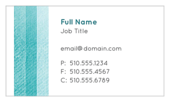 Paper Stripes - business-cards Maker