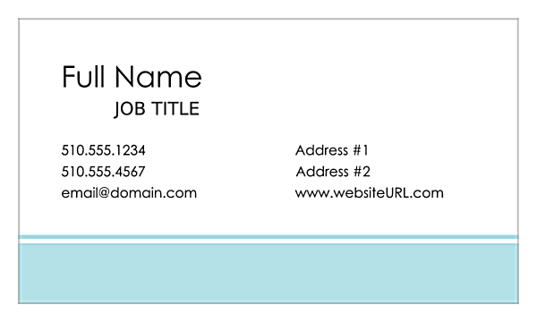 Home Again Real Estate front - Business Cards Maker