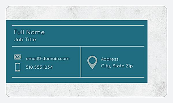 Granite Tab front - Business Cards Maker