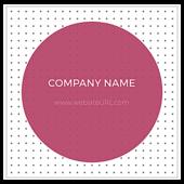 Dotty Card - business-cards Maker