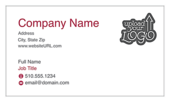 Retro Diamonds - business-cards Maker