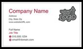 Retro Diamonds - business-cards Maker
