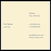 Cityscape Dream - business-cards Maker