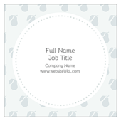 Circles in the Orchard - business-cards Maker