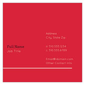 Classroom Owl - business-cards Maker