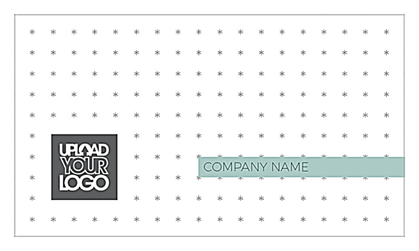 Connect The Dots back - Business Cards Maker