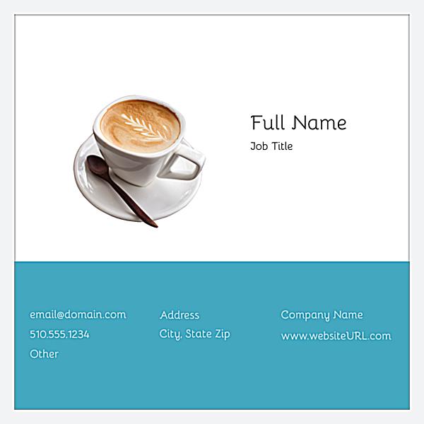 Metropolitan Focus front - Business Cards Maker