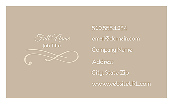 Personalize the elegant scroll online business card design elegant scroll front business cards maker colourmoves