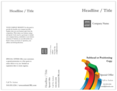 Minimal Chart - brochures Maker