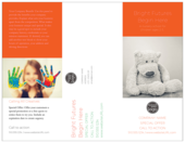 Nursery School - brochures Maker