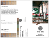Flooring With Personality - brochures Maker