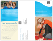 Physical Therapy - brochures Maker