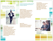 Business Solutions - brochures Maker
