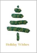 Brushed Tree - greeting-cards Maker