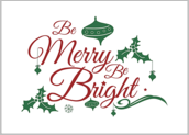 Merry Bright - greeting-cards Maker