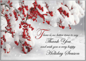 Thank You Holiday - greeting-cards Maker