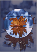 Fall Reflections - greeting-cards Maker
