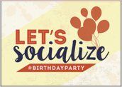 Social Birthday - greeting-cards Maker