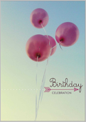 Birthday Balloons - greeting-cards Maker