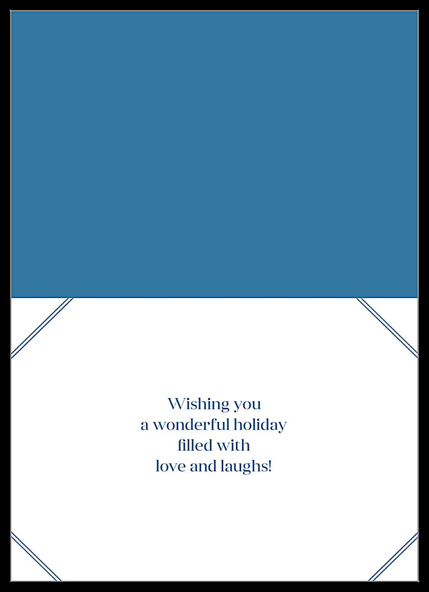 Hanukkah Time back - Greeting Cards Maker