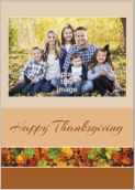 Family leaves - greeting-cards Maker