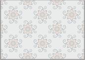Flower Swirls - greeting-cards Maker