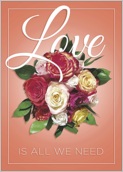 Love Is All We Need - greeting-cards Maker