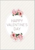 Valentine Stitch - greeting-cards Maker