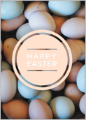 Easter Eggs - greeting-cards Maker