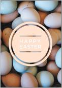 Easter Eggs - greeting-cards Maker