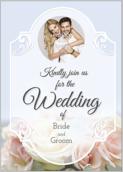 Floral Wedding - greeting-cards Maker