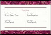Petal Heart - invitation-cards Maker