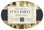 Pop Champagne - invitation-cards Maker
