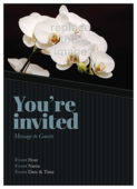 Ribbon - invitation-cards Maker