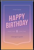 Gradiance - invitation-cards Maker