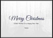 Crowned Noel - invitation-cards Maker