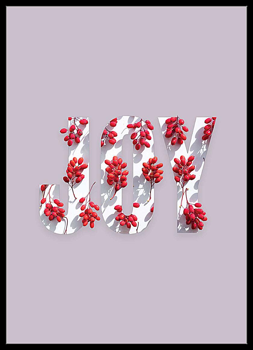 Joyful Berries front - Invitation Cards Maker