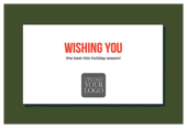 Midcentury Cheer - invitation-cards Maker