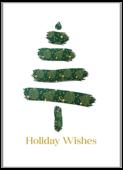 Brushed Tree - invitation-cards Maker