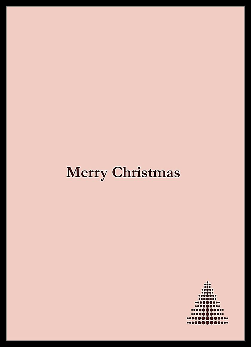 Noel Image back - Invitation Cards Maker