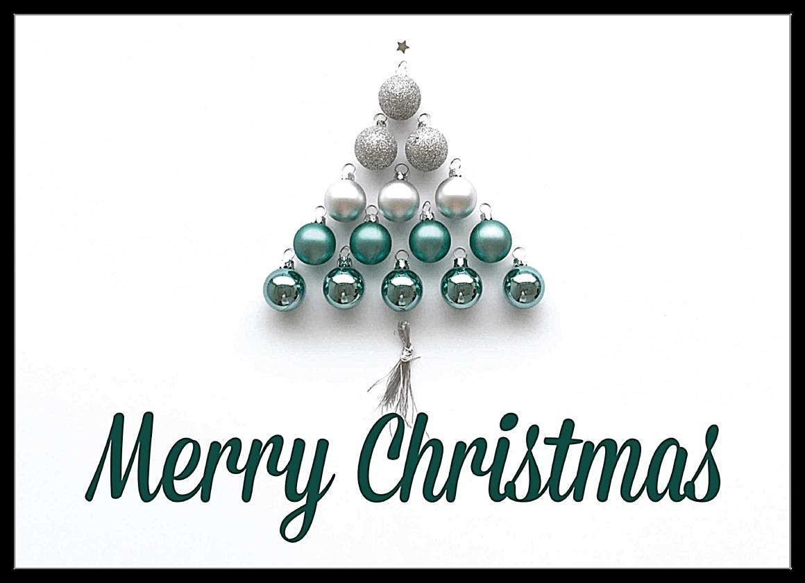 Ornament Tree front - Invitation Cards Maker